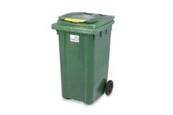 سطل های زباله مکانیزه دو چرخ